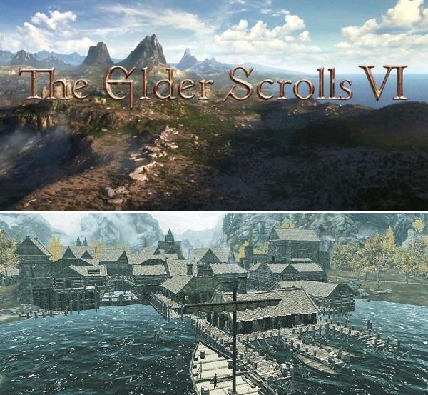 Comparison of The Elder Scrolls VI vs Elder Scrolls V Skyrim