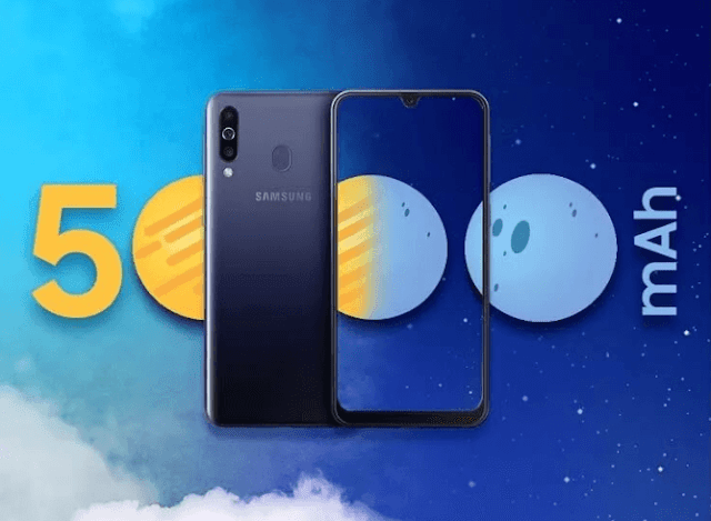 Samsung Galaxy M30 officially priced in the Philippines