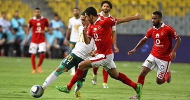 ملخص واهداف مباراة الاهلي والمصري (2-0) الدوري المصري