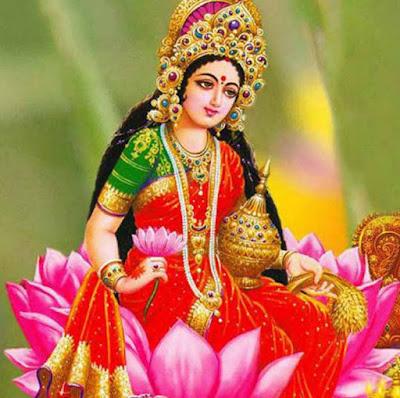 Goddess Lakshmi Wallpapers