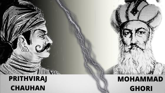 Prithviraj Chauhan vs Mohammad Ghori