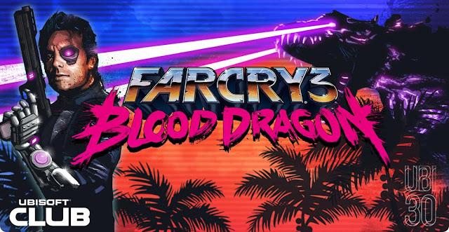 Far Cry 3 Blood Dragon gratis para PC gracias a Ubisoft 1