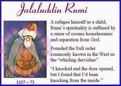 Maulana Rumi Online: 100 Selected Rumi Poems (English)