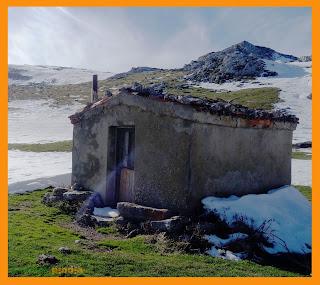 Ruta al Pico Sobre el Tambarón desde el Puerto Ventana