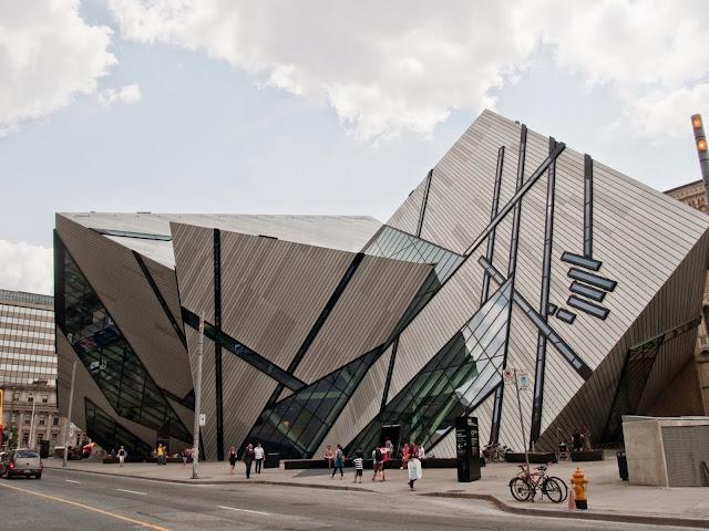 Bảo tàng Hoàng gia Ontario, Toronto, Canada