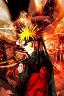 Wallpaper Naruto HP
