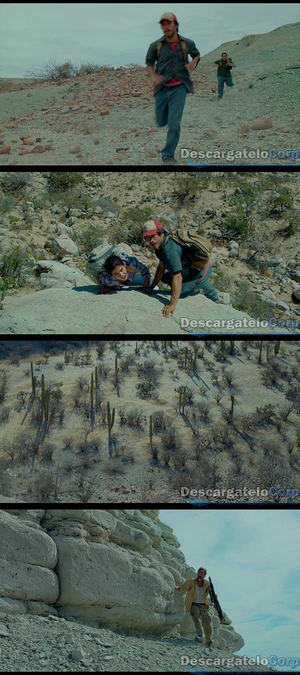 Desierto HD 1080p Español Latino