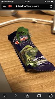 オーストラリアのチョコレート、FreddoのAR体験