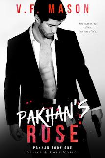 Pakhan's Rose by VF Mason