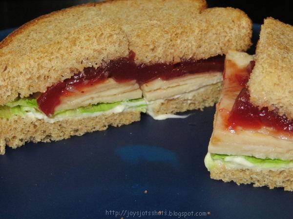 http://joysjotsshots.blogspot.com/2015/12/turkey-cranberry-sandwich.html