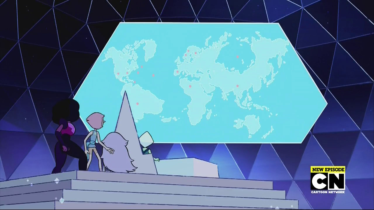 Tinfoil Fan Theories Steven Universe The French Conspiracy