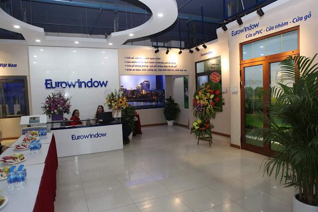Mẫu Cửa Eurowindow