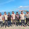 Camat Biringkanaya Menanam Pohon Bersama Kapolrestabes Makassar di Terminal Regional Daya