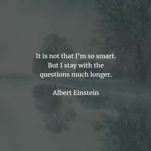 Famous quotes and sayings by Albert Einstein