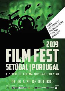 Film Fest 2019 Promete Grandes Cine-Concertos a Setúbal em Outubro