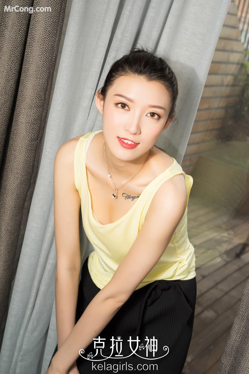 Image KelaGirls-2017-08-09-Zhao-Yujing-MrCong.com-002 in post KelaGirls 2017-08-09: Người mẫu Zhao Yujing (赵雨静) (21 ảnh)