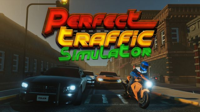 Perfect Traffic Simulator v1.0 NSP XCI For Nintendo Switch