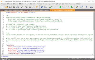XMLBlueprint