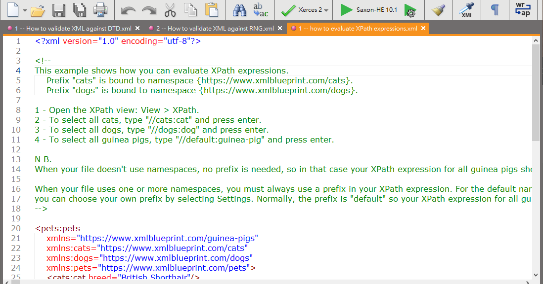 XMLBlueprint 17.2020.11.09 中文版 - 專業的XML編輯器 - 阿榮福利味 - 免費軟體下載