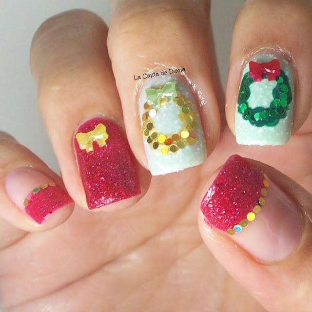 nailart-Christmas
