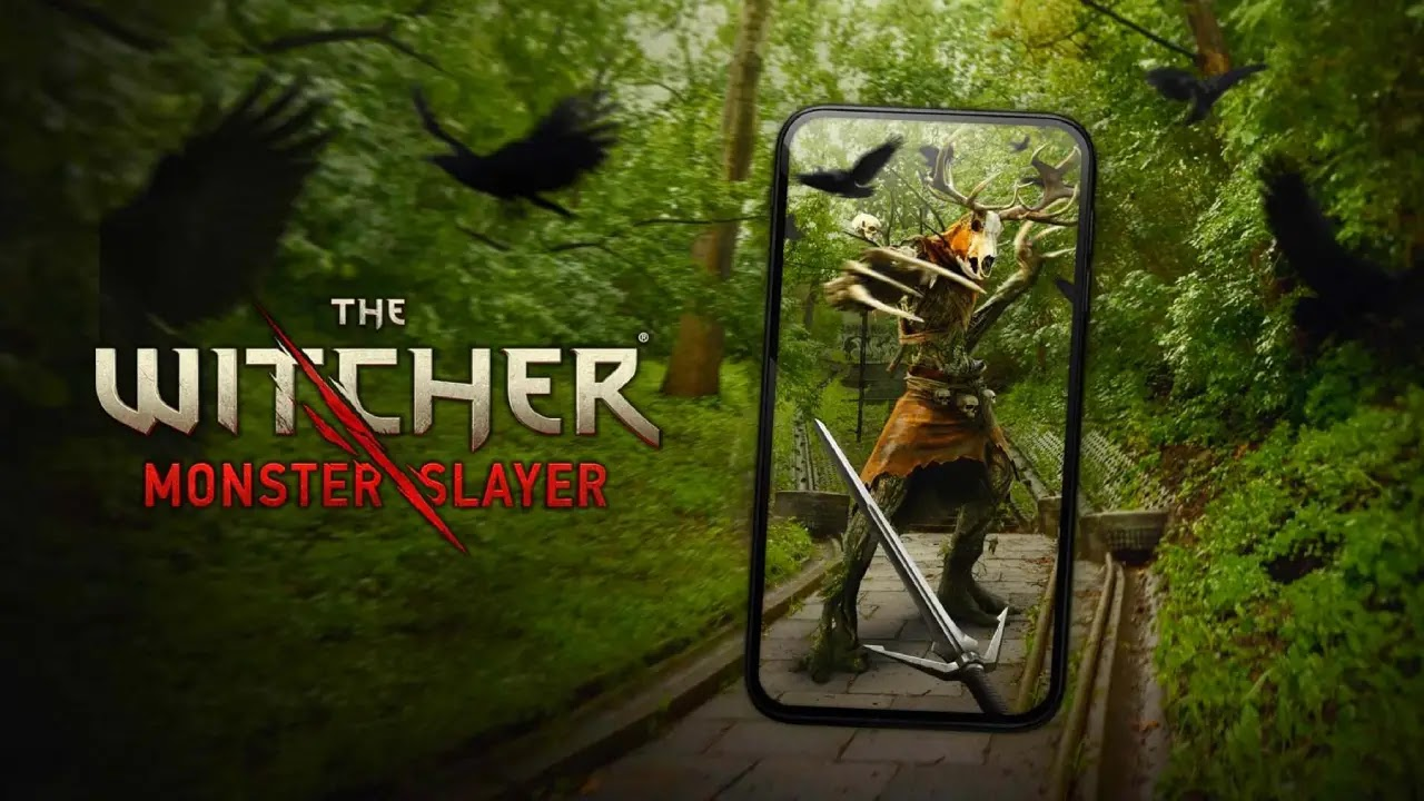The Witcher: Monster Slayer AR RPG Coming to Android and iOS on July 21