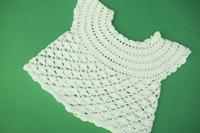 5-Crachet Imagen Camisa de verano a crochet y ganchillo por Majovel Crochet