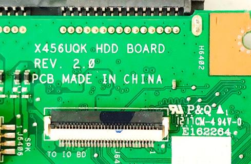 X456UQK REV 2.0 ASUS A456U Laptop Bios