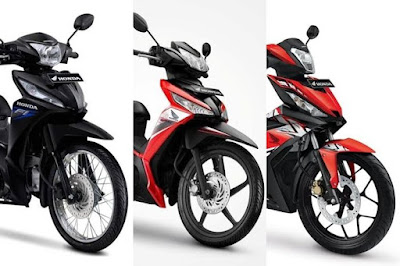 Daftar Motor Honda Supra
