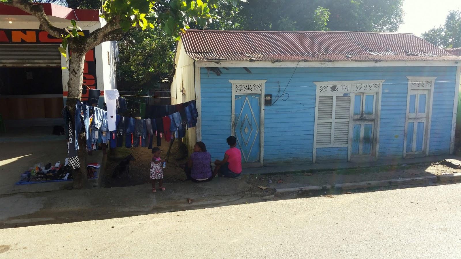 Osada Dominikańska Kolorowe domki