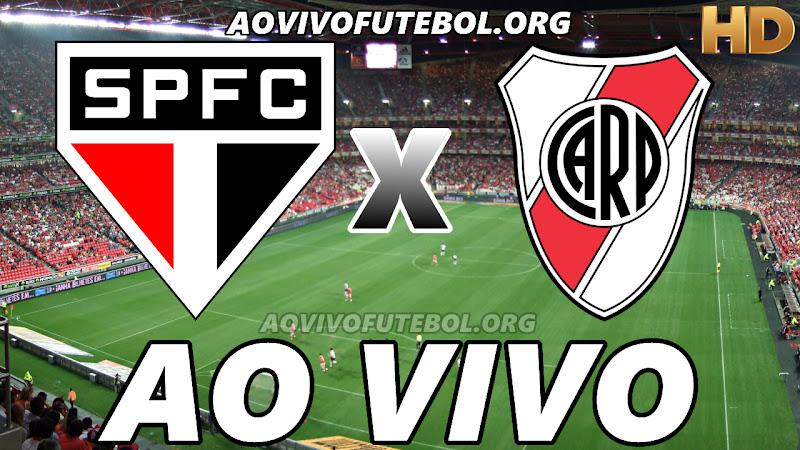 São Paulo x River Plate Ao Vivo Online HD