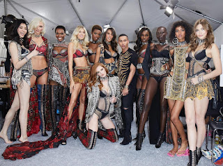 Balmain Victoria´s Secret Punk