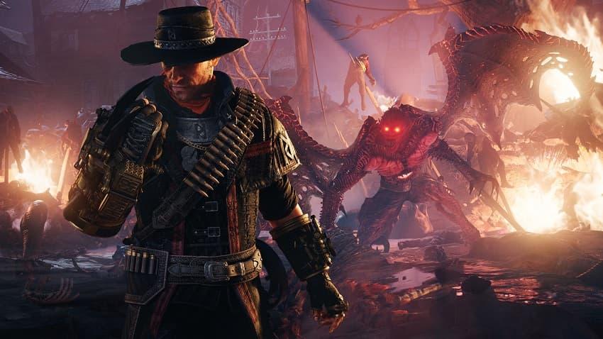 Создатели трилогии Shadow Warrior анонсировали шутер Evil West про вампиров на Диком Западе