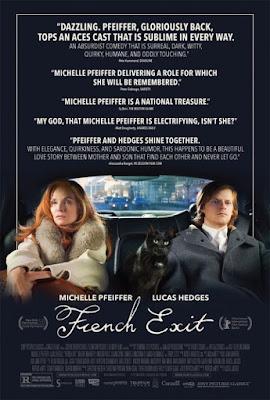 Michelle Pfeiffer Regressa aos Grandes Papéis com The French Exit em 2021