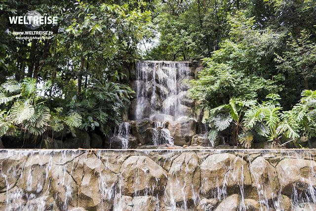 Perdana Botanical Gardens in Kuala Lumpur | Most beautiful in MALAYSIA | www.WELTREISE.tv # 217