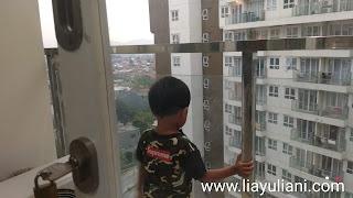 Kamar dengan balkon