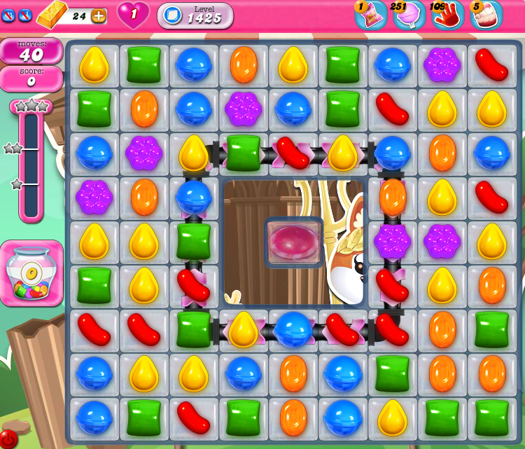 Candy Crush Saga 1425