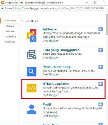 Cara Mendaftar dan Memasang Widget Histat Pada Blog