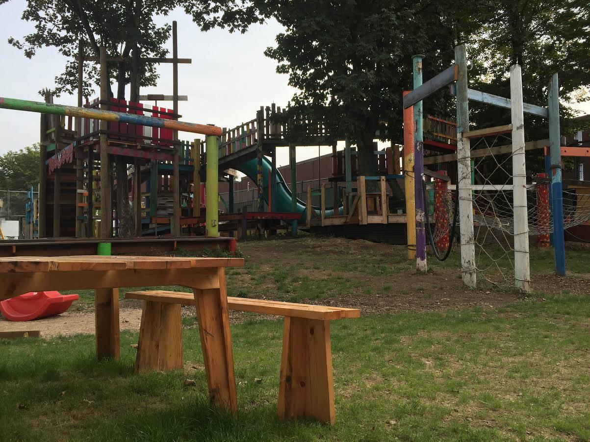 Brockley Central Somerville Adventure Playground