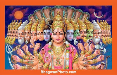Vishnu God Images