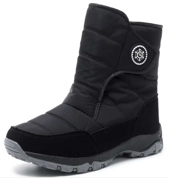 Winter Women Boots Snow Shoes Waterproof Boots Warm Shoes