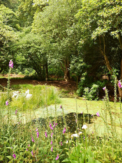 Gardens by the Menacuddle Holy Well & Chapel