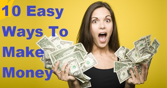 10 Easy Ways To Make Money Quickly Earn Fast Cash