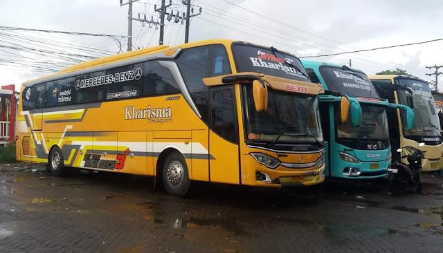 Bus Kharisma Transport Makassar