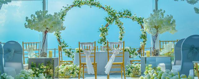 Pernikahan impian di harris  hotel