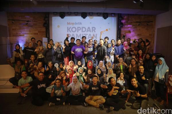 acara Kopi darat Pamitan Blogdetik