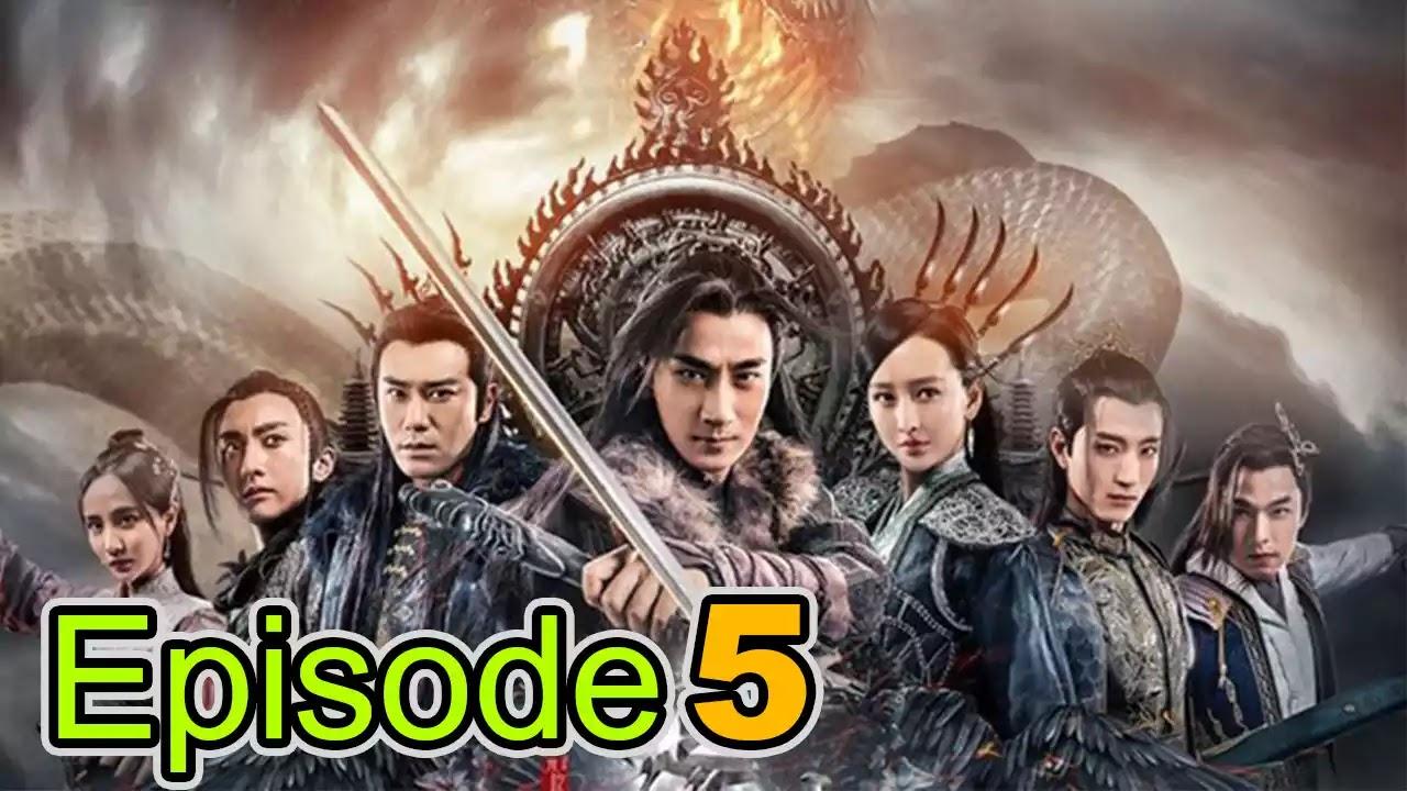 The Legend of Jade Sword (2018) Subtitle Indonesia Eps 5
