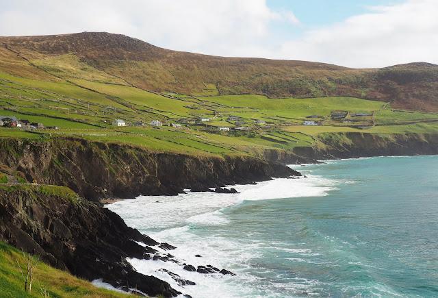 Irlannin tuliaiset, Irlanti, muistoja, kerry, kaunis irlanti, atlantti, vihreat niityt, vihrea saari, dingle peninsula