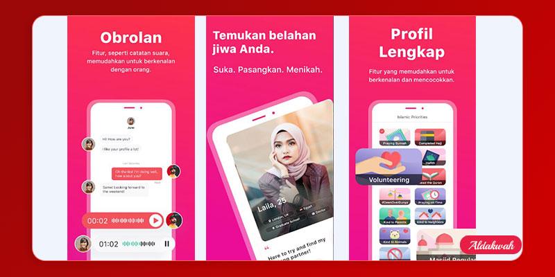 Muzmatch - Aplikasi pencarian jodoh islami