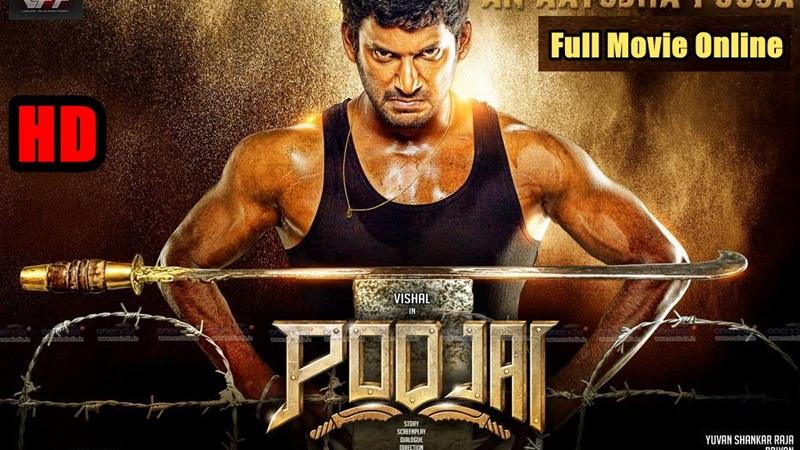 [2014] Poojai HD Movie Online | Poojai Tamil Full Movie