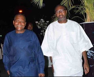 Otedola, Dangote set to give $75,000 to Super Eagles for every goal scored in remaining AFCON matches